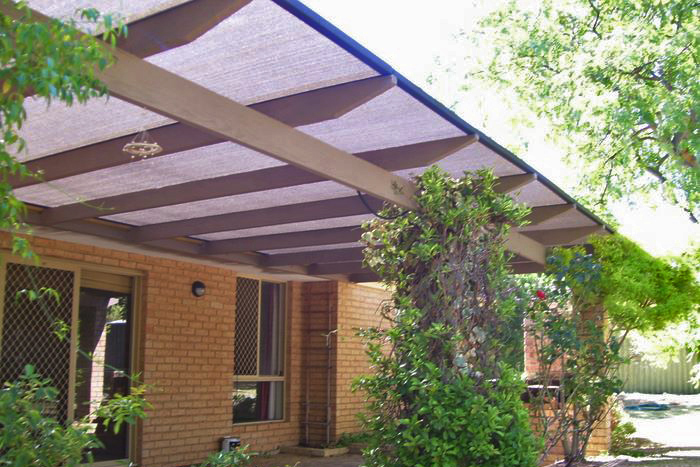 Polycarbonate Roof Pergolas - Pergola Installation Perth - Gabled Pergola Perth - Flat Pergola